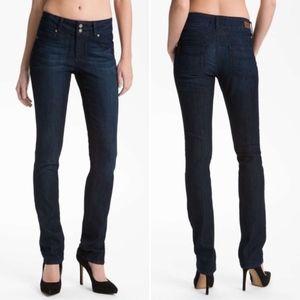 Paige Jeans Hidden Hills Straight Leg Denim 29